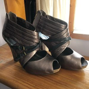 Apepazza Lisbon's Sandals 📍EX COND📍